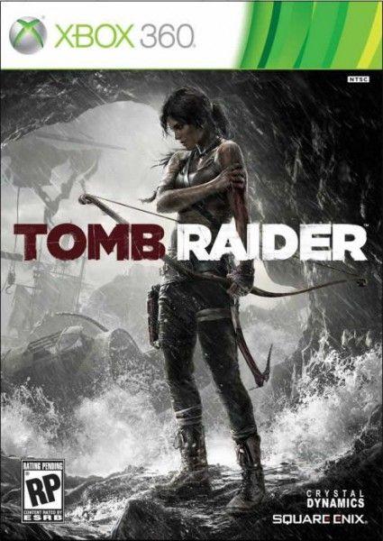 Jogos Xbox 360 Lançamentos 2013 Tomb Raider 2013 Xbox 360 Novo